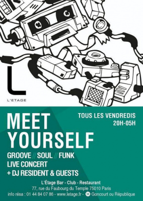MEET YOURSELF #15