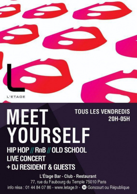 MEET YOURSELF #16