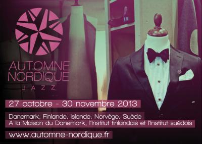 Automne Nordique jazz 2013 à Paris
