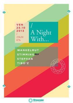 A Night With… Wankelmut au Showcase