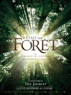 """Masterclass et Projection de """"Il était une forêt""""  : gagnez vos invitations!"""