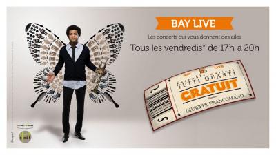 Festival musical Bay Live : concerts gratuits au centre Bay 2