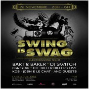 Swing is Swag à La Bellevilloise