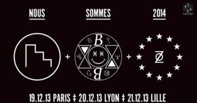Nous Sommes 2014 à Paris