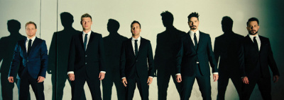 Backstreet Boys en concert au Zénith de Paris en mars 2014