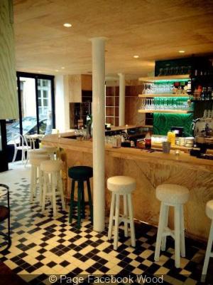 Wood : bar à cocktails nature à Paris