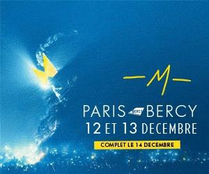-M- en concerts à Paris Bercy en décembre 2013