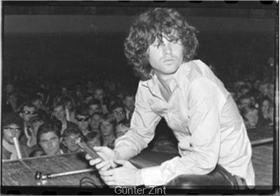 Exposition Jim Morrison à la Galerie Blumann