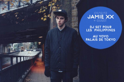 Jamie XX en DJ Set au Yoyo