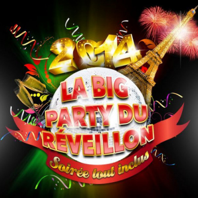 La Big Party du réveillon 2014 à la Tour Eiffel
