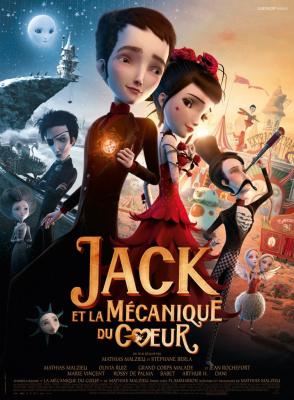 Jack et la Mécanique du Cœur en avant-première au Forum des Images : gagnez vos invits!