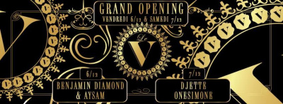 Opening du V Club à Paris
