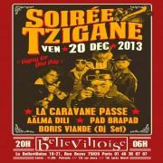 Soirée Tzigane : Gypsy for one day à La Bellevilloise