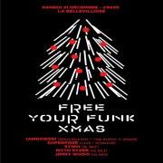 Free Your Funk à La Bellevilloise : Christmas Party !