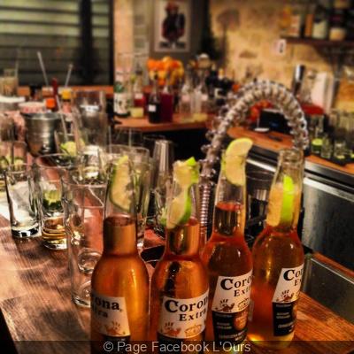 L'Ours : nouveau bar à cocktails à Paris