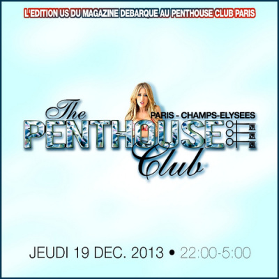 Soirée Penthouse Magazine au Penthouse Club