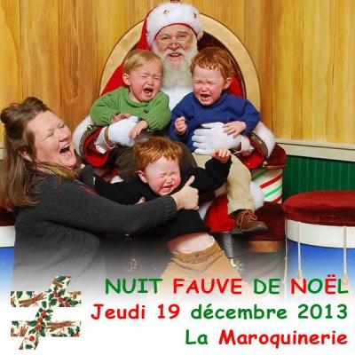 Nuit Fauve de Noël à La Maroquinerie
