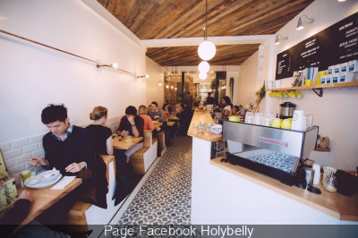 Holybelly : coffee shop trendy à Paris