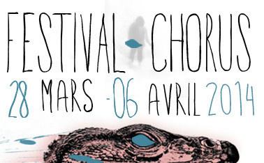 Festival Chorus 2014, demandez le programme !