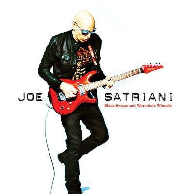 Joe Satriani en concert à l'Olympia de Paris en 2014