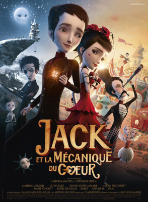 Jack et la Mécanique du Coeur en avant-première : gagnez vos invits