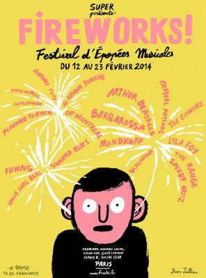 Le Fireworks Festival de retour en 2014 à Paris