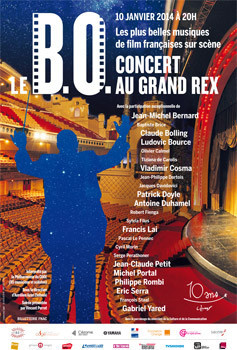 Le B.O Concert au Grand Rex