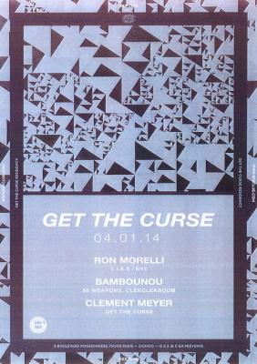 Get The Curse au Rex Club avec Ron Morelli