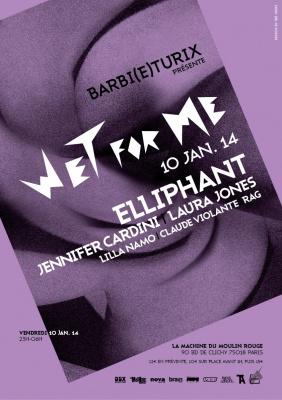 Wet For Me à la Machine avec Jennifer Cardini