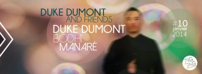 Duke Dumont & Friends au Zig Zag