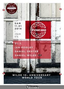 Wilde 10th Anniversary Tour au Showcase avec Ian Pooley