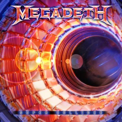 Megadeth en concert au Palais des Sports de Paris en 2014