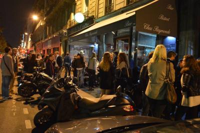Chez Raymonde : Bistrot bar convivial à Paris