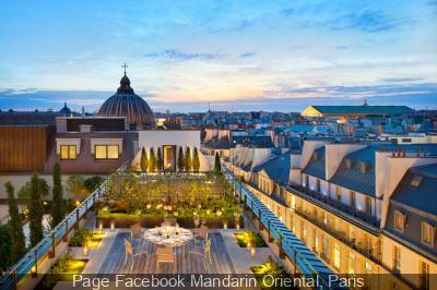 Nouvel An Chinois au Mandarin Oriental, Paris