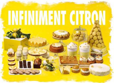 Infiniment Citron by Pierre Hermé