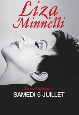 Liza Minnelli en concert unique à l'Olympia de Paris en 2014