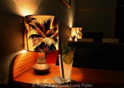Le Lone Palm : cocktails et ambiance 50's à Bastille
