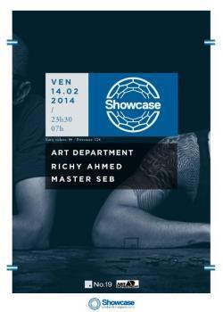 Art Department au Showcase