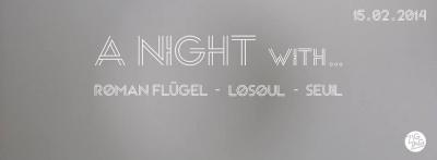 A Night with… Roman Flügel au Zig Zag Club