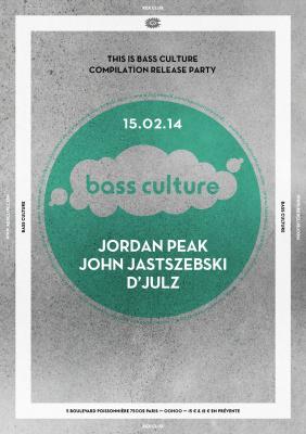 This is Bass Culture au Rex Club avec John Jastszebski