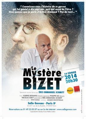 Le Mystère Georges Bizet avec Nicolas Stavy à la Salle Gaveau