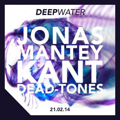 Deep Water au Concorde Atlantique avec Jonas Mantey : gagnez vos invitations