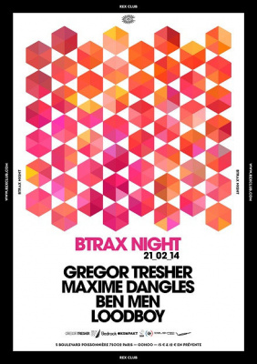Btrax Night au Rex Club avec Gregor Tresher