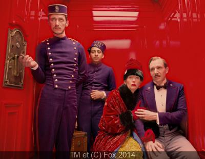 The Grand Budapest Hotel en avant première au Gaumont Opéra Capucines : gagnez vos places