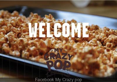 My Crazy Pop : la première boutique de popcorn à Paris