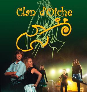 Saint Patrick 2014, avec Clan d'Oiche, au Théâtre Traversière