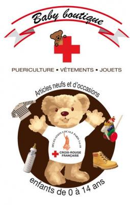 La Croix Rouge Française de Paris ouvre une baby-boutique dans le 12ème