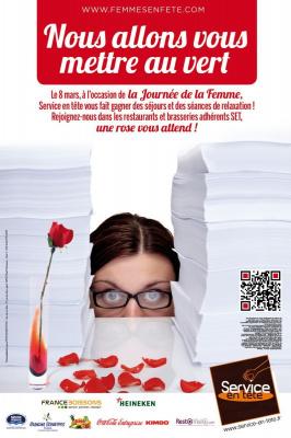 La Journée de la femme 2014 à Paris avec Femmes en fête, le 8 mars !