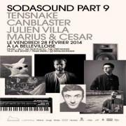 Sodasound Part 9 à La Bellevilloise
