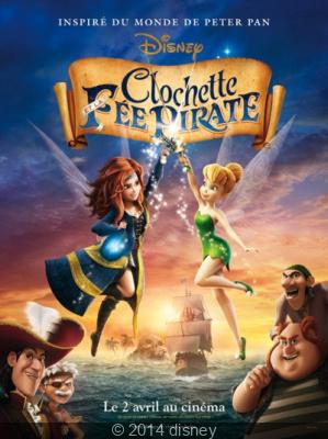 Clochette et la fée pirate en avant-première : gagnez vos invitations !